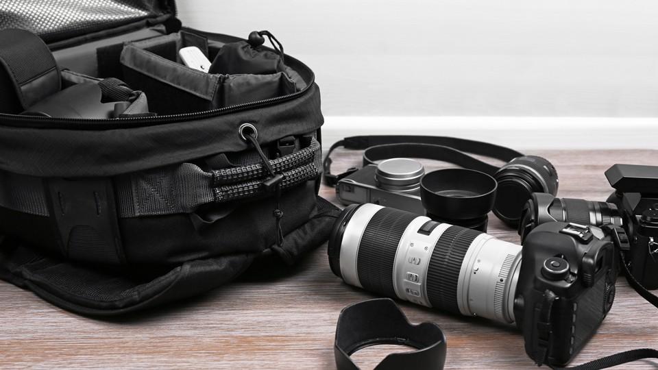 Camera Gear I Use