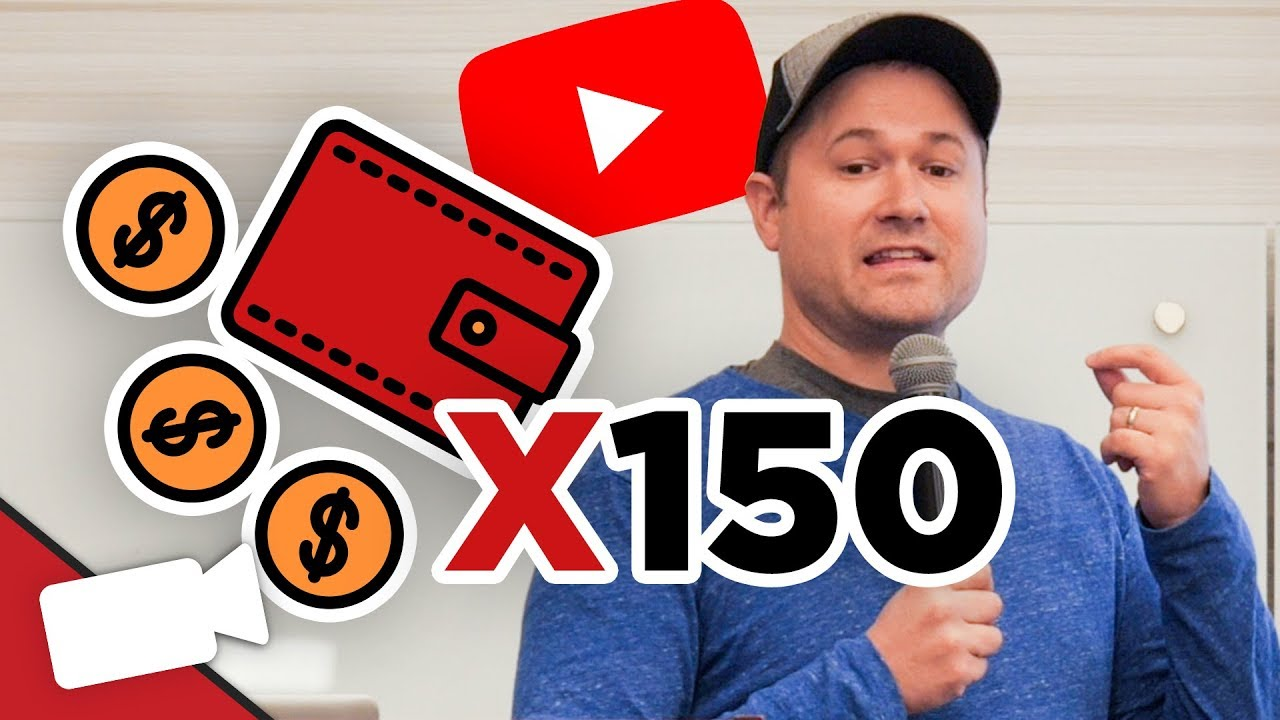 How To Make 150x More Money on YouTube with a Business Plan